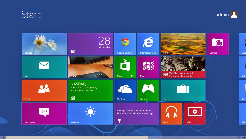 "Windows 8:Combining Desktop, Tablet Features ""A Mistake"", Expert Says"