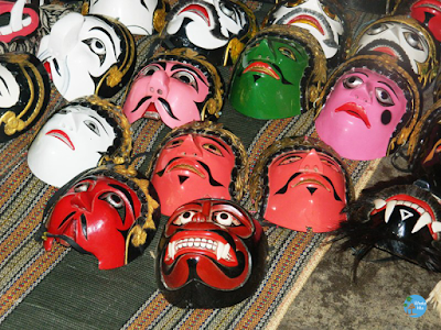 Topeng Madura
