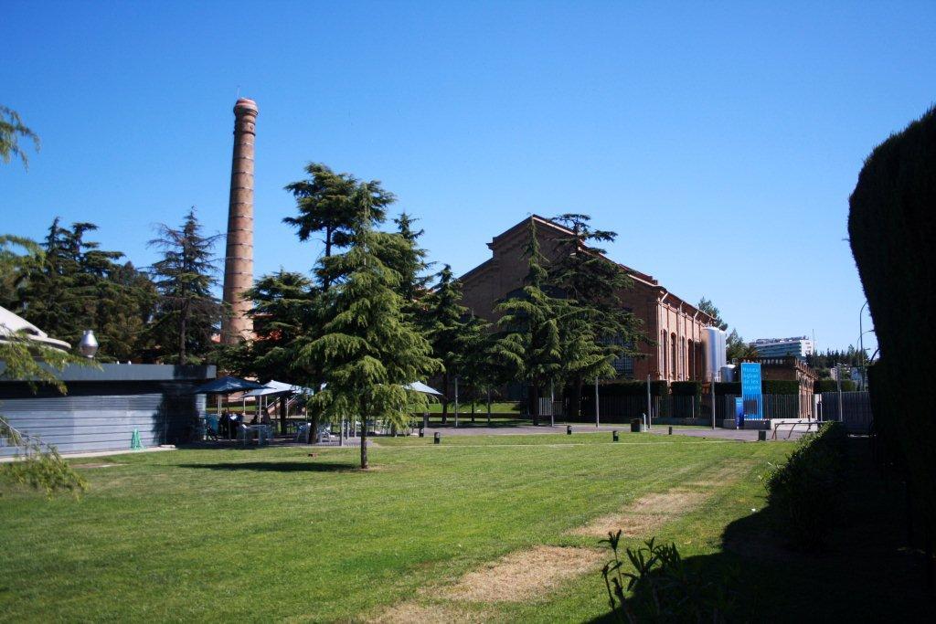 Tot son punts de vista museu agbar de les aig es for Aigues de barcelona oficina