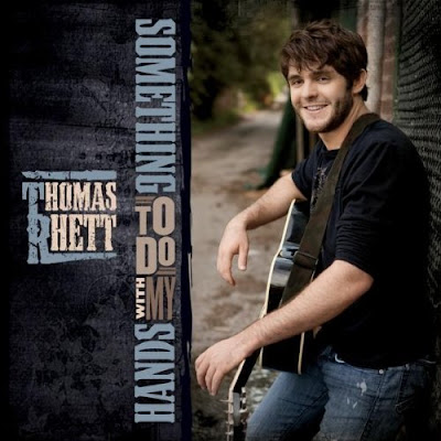 Thomas Rhett - Something To Do With My Hands Lyrics