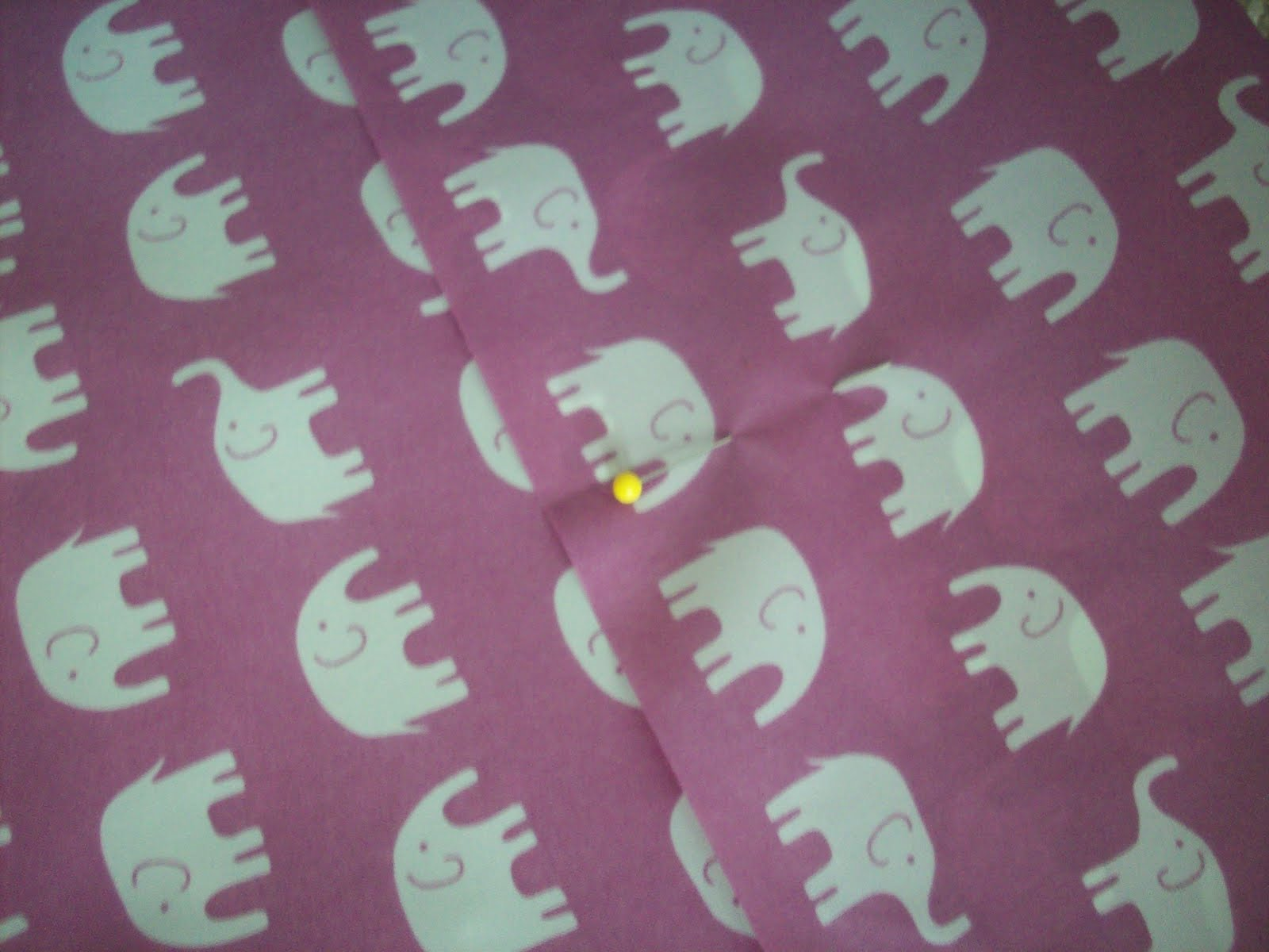 Poppyseed fabrics easy purple elephant nylon picnic for Elephant fabric