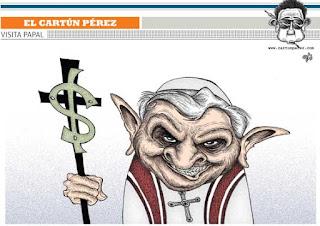 PAPA Ratzinger no logró convocar a la multitud esperada en León