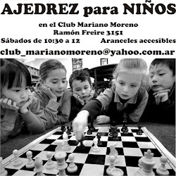 Clases de ajedrez para nios