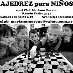 Clases de ajedrez para niños