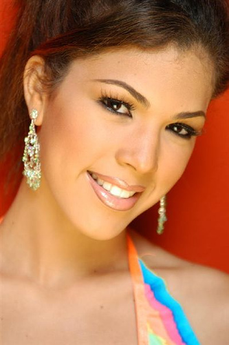 Melissa Lacle,Miss Earth Aruba 2011