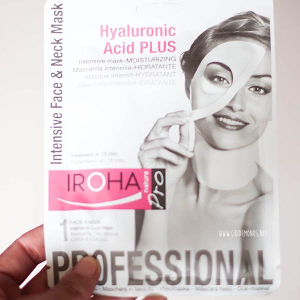 ácido hialurónico iroha nature