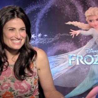 Lirik Lagu: Idina Menzel - Let It Go