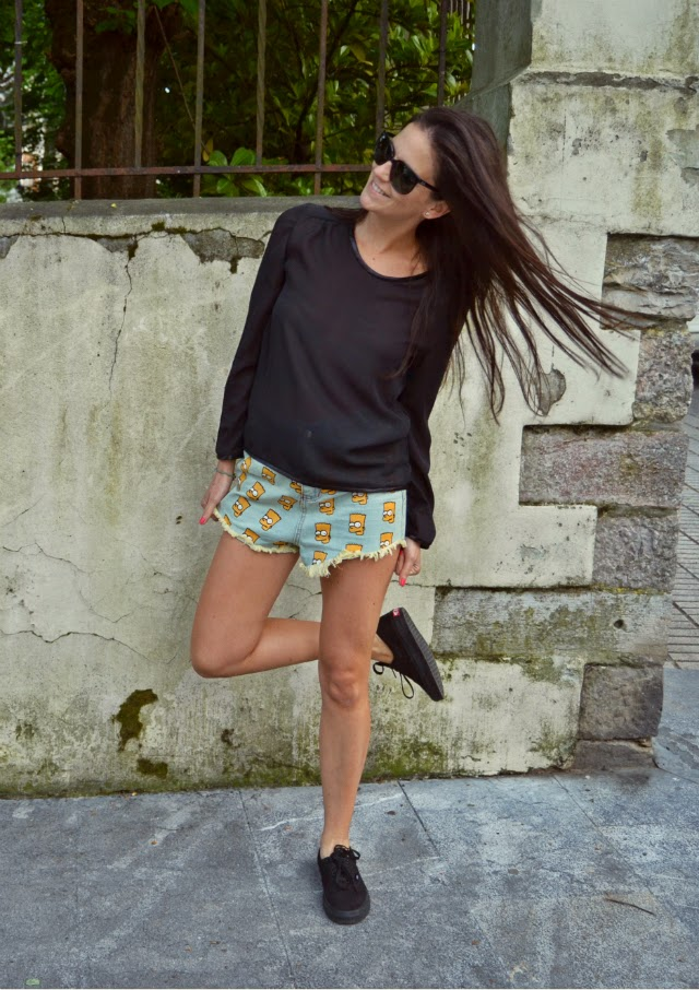 outfit vans mujer