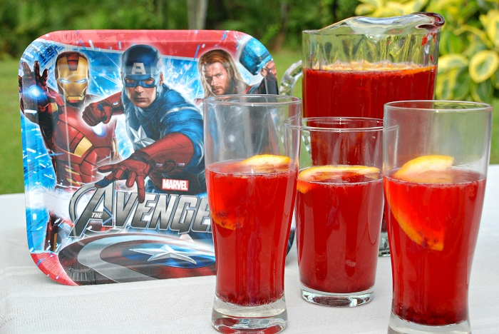 Avengers Family Fun Night, #MarvelAvengersWMT