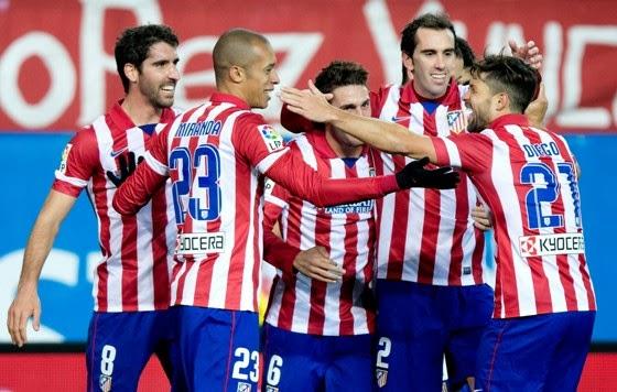 Prediksi Almeria vs Atletico Madrid � Liga Spanyol 9 Februari 2014