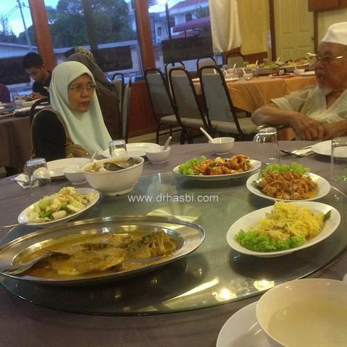 Iftar Ramadan di Restoran Paradise Deluxe Kuala Terengganu