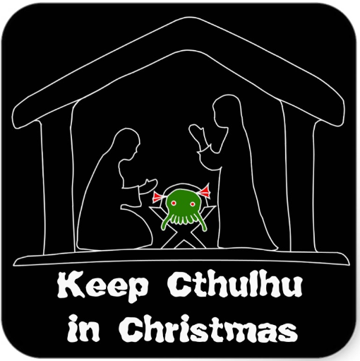 http://www.zazzle.com/keep_cthulhu_in_christmas_stickers-217919689992437286