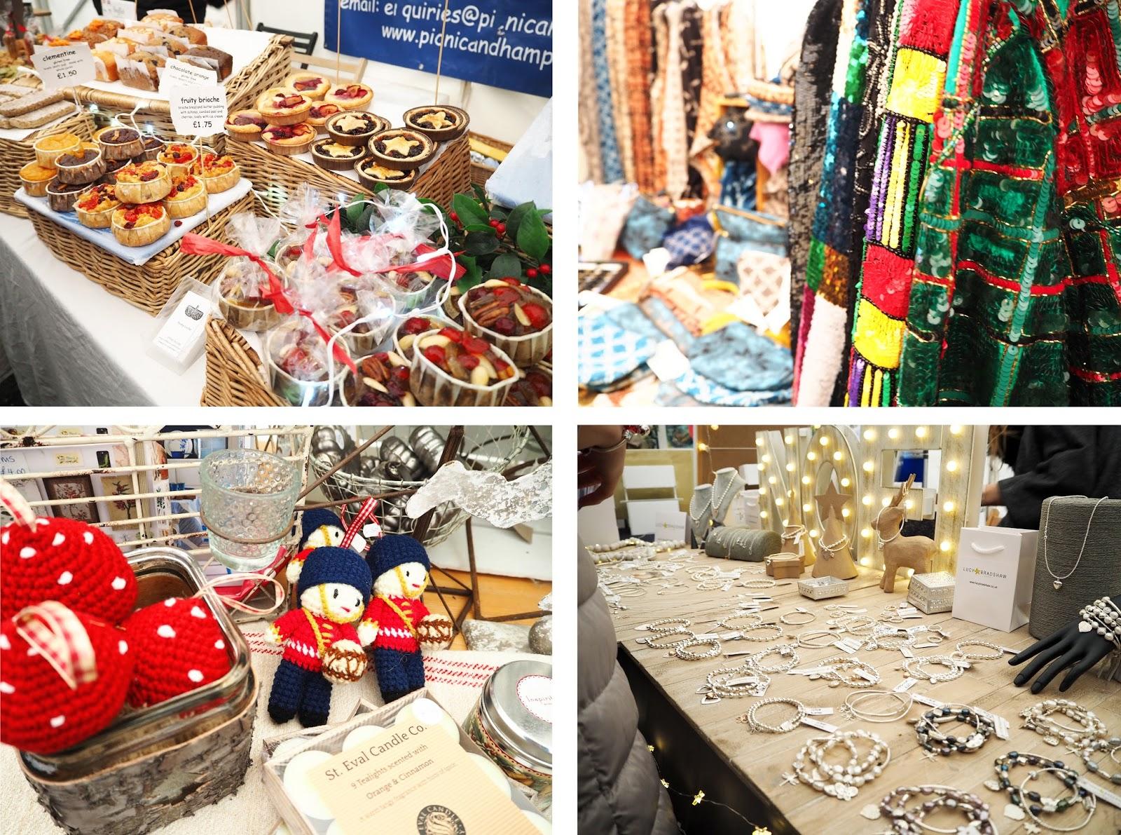 Arundel Christmas Market 2015 | Katie Kirk Loves