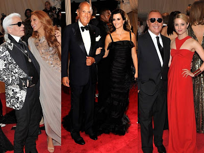 Met Gala 2011 ….Best Dressed & more!