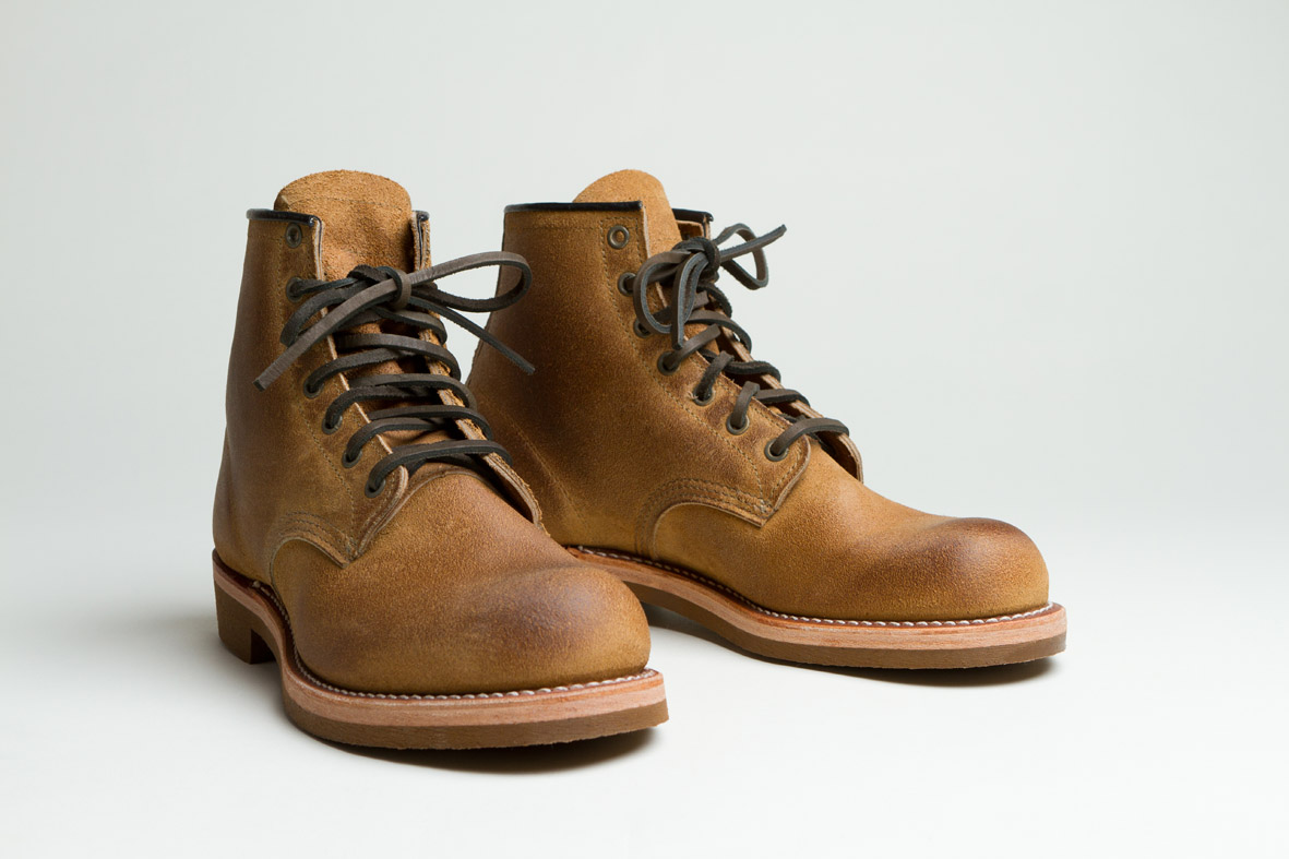 Creative Ronnie Fieg For Red Wing Shoes 8quot Boots  HYPEBEAST