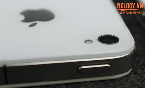 Camera Iphone 4s chưa active  trôi bảo hành