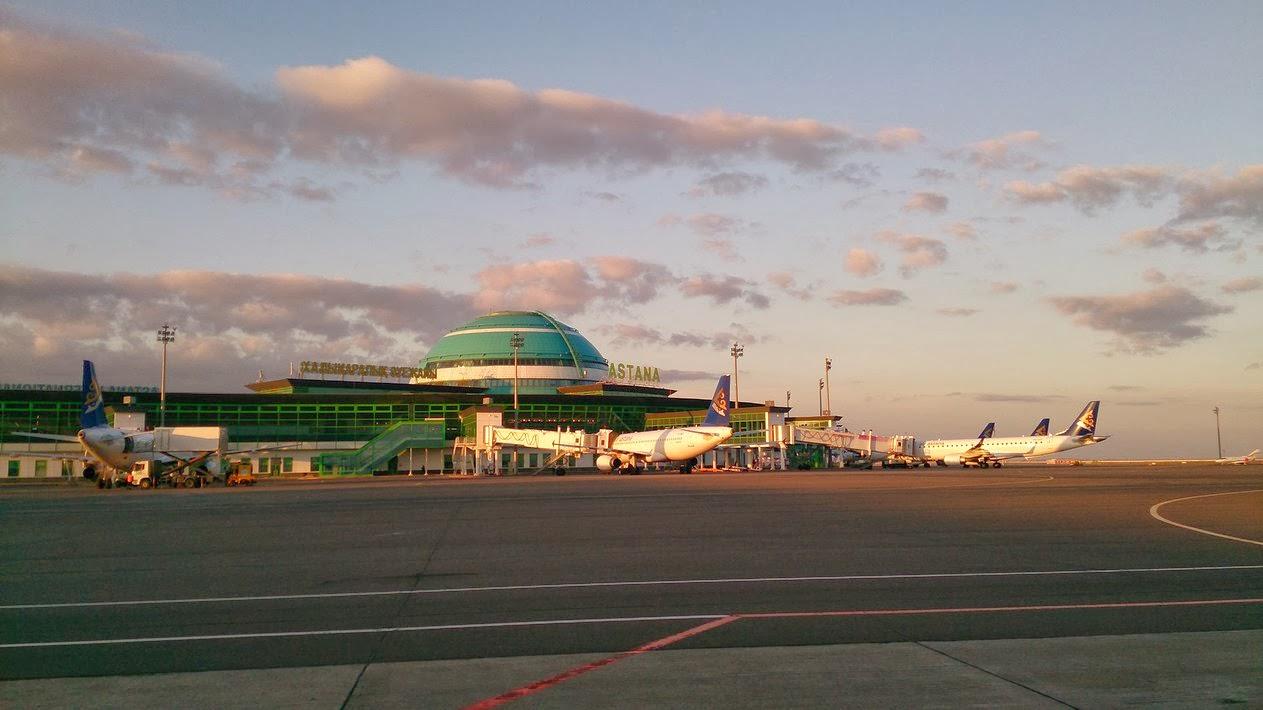 Shymkent Airport: brief information 24