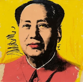 Image: Mao 97, 1972, by Andy Warhol