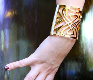 Biba Gold Bangle