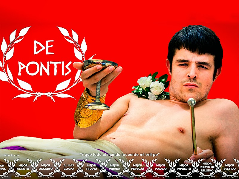 La webserie 'De Pontis' seleccionada para el Festival de Washinton, Sunscreen Film Festival y Carballo Interplay