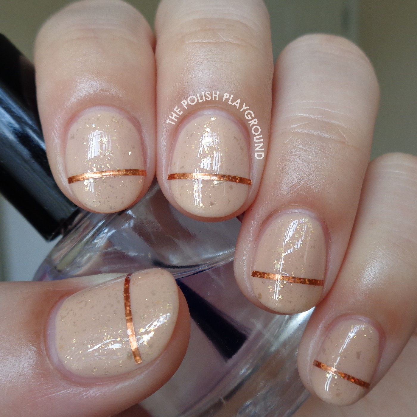 The Polish Playground: Twinsie Tuesday: Recreate a Manicure Seen on ...