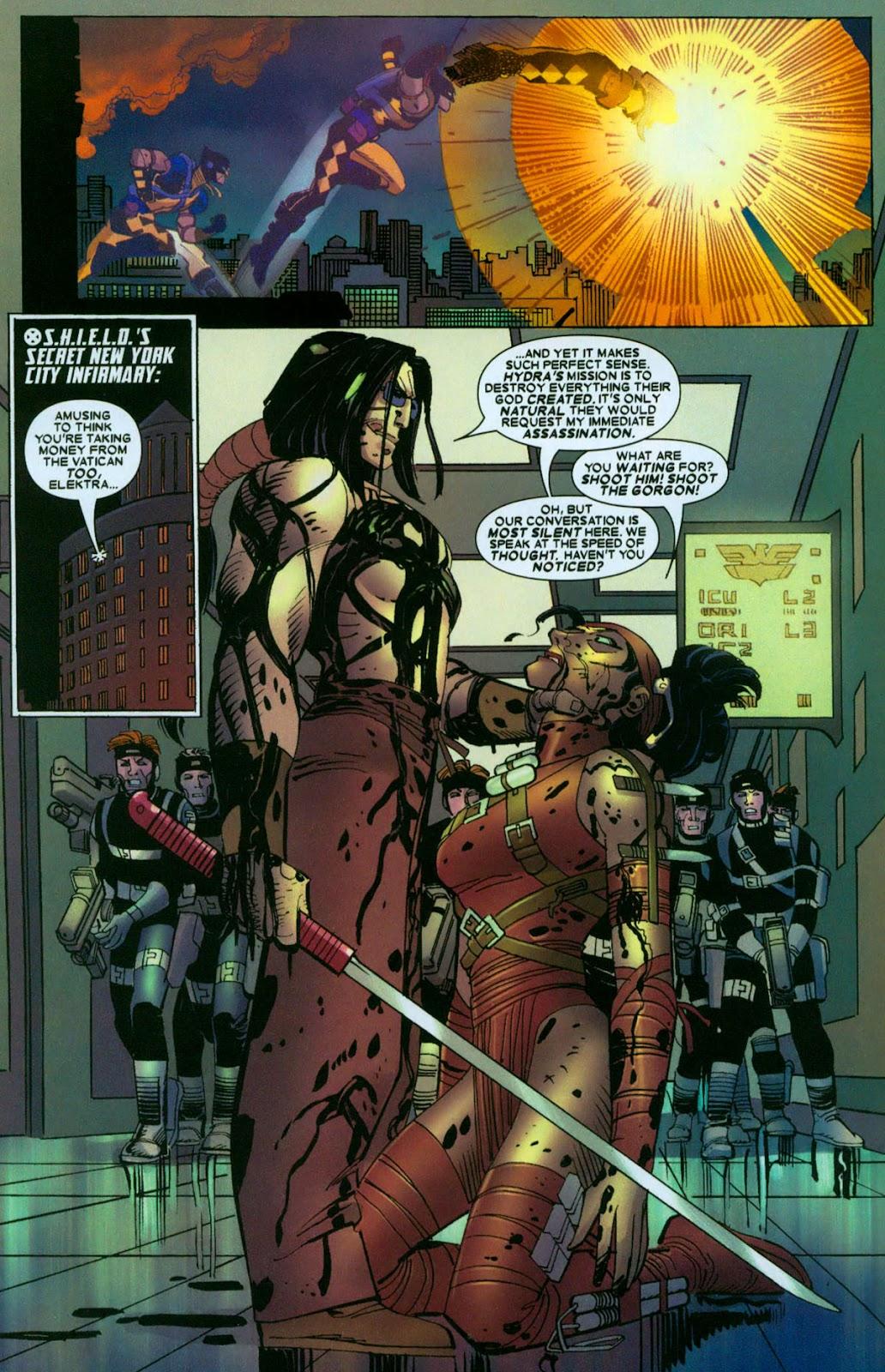 Read online Wolverine (2003) comic -  Issue #31 - 4