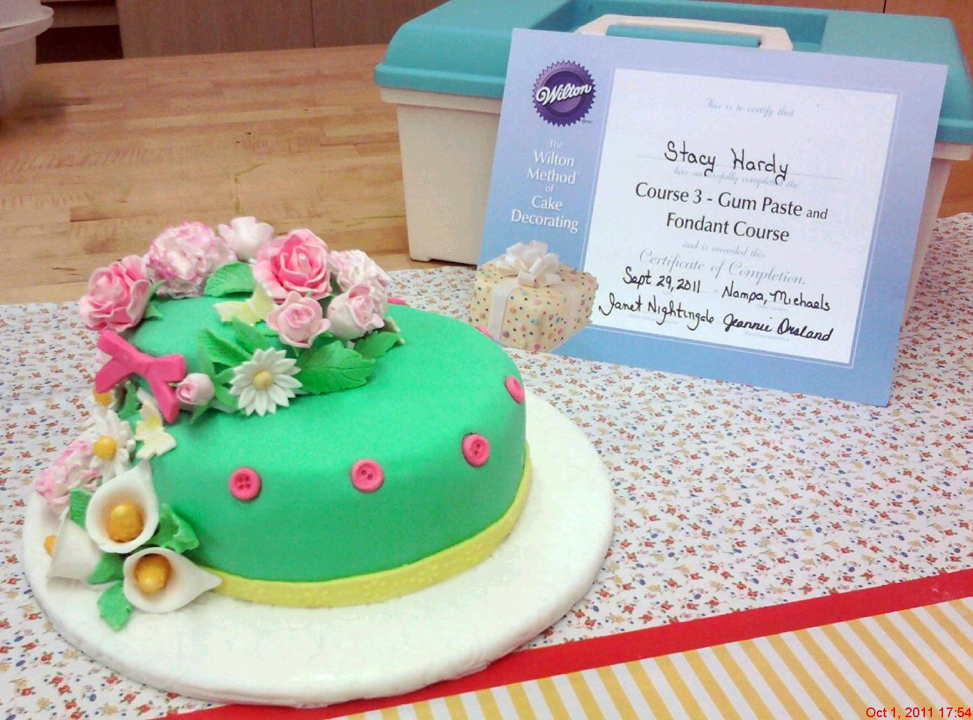 wilton cake decorating classes vetwillcom - Wilton Cake Decorating Classes