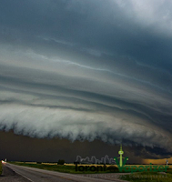 Shelf Clouds