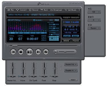 �������� ������ ������ ����� ������� ��������� jetAudio 8.0.16