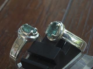 cincin kawin Zamrud