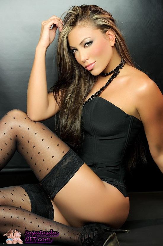 Modelo Colombiana Sandra Castanho - foto 9