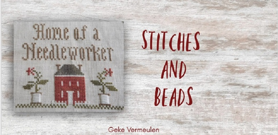 stitches and beads