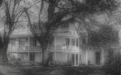 """The """"Goat Castle"""" of Natchez, Mississippi which is actually the estate named Glenwood"""