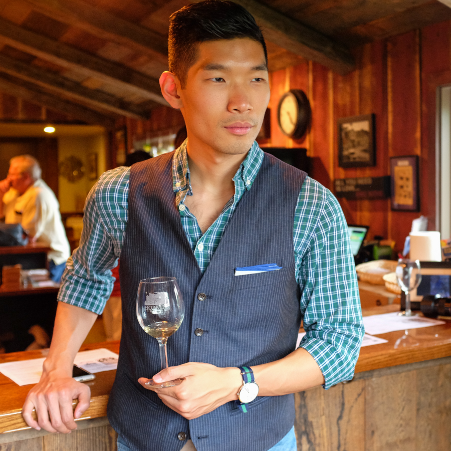 Levitate Style Travel: Connecticut #CTvisit, Winetasting at Hopkins Vineyard in New Preston, CT, Sachem's Picnic, Menswear