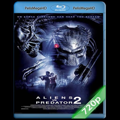 ALIEN VS PREDATOR 2 (2007) 720P HD MKV ESPAÑOL LATINO