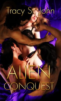 Alien Conquest (Clans of Kalquor 3) The Romance Reviews Best of 2011 Nominee