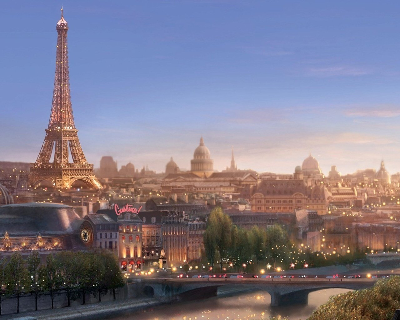 Paris  Paris Desktop B...