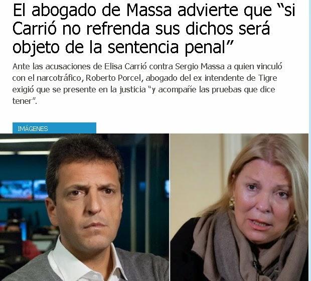 MASSA, JUSTICIA