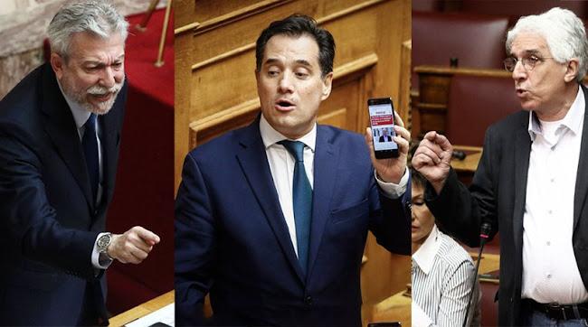 Ο υπουργός Δικαιοσύνης λέει ψέματα (τι πρωτοτυπώ για αριστερούς)για το νόμο Παρασκευόπουλου  και παραπληροφορεί ενσυνειδήτως τον ελληνικό λαό [Βίντεο]