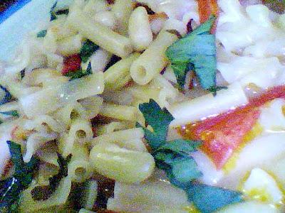 spullecarielle cu a pasta mmiscata (spollichini con pasta mista )