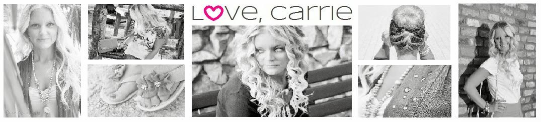 Love, Carrie