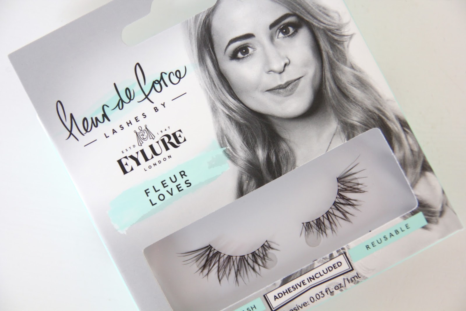 aada434cde2 'Simply Fleur' – Next up are the most demure lashes in the collection.  These are a lightweight strip lash, again with an invisible band for subtle  ...