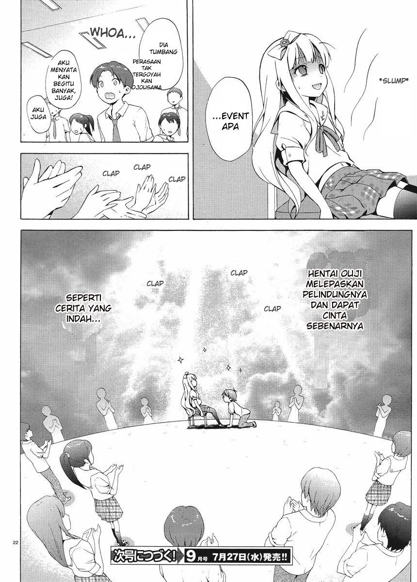 Komik hentai ouji to warawanai 003 4 Indonesia hentai ouji to warawanai 003 Terbaru 20|Baca Manga Komik Indonesia|