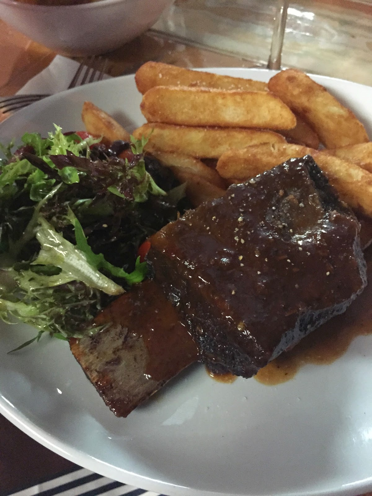 Beef Rib London Porterhouse Cassie Cakes
