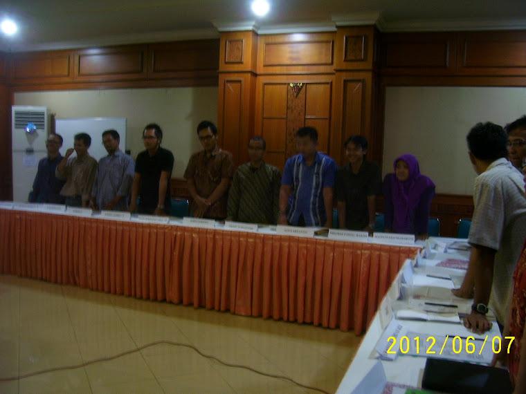 Para Peserta Terpilih INKUBASI UMKM Surakarta Jawa Tengah