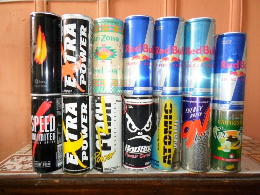 Energéticos substâncias e problemas