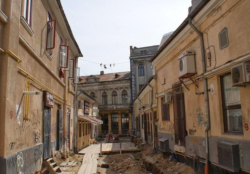 Bucuresti, Lipscani 2010