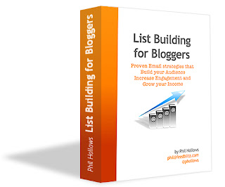 Click to visit the List Building for Bloggers web site
