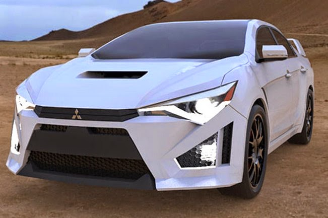 new car release2017 Mitsubishi Lancer Release Date  New Car Release Dates