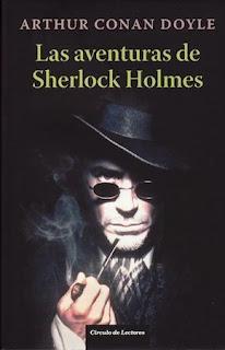 Portada del libro Las aventuras de Sherlock Holmes descargar epub pdf